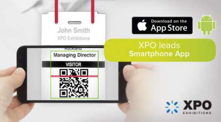 XPO Leads visitor lead capture app image